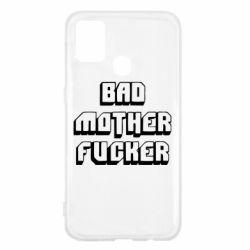 Чехол для Samsung M31 Bad Mother F*cker
