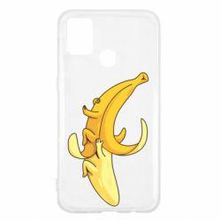Чохол для Samsung M31 Banana in a Banana