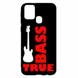 Чехол для Samsung M31 Bass True