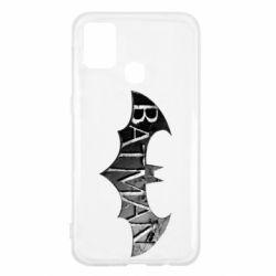 Чехол для Samsung M31 Batman: arkham city