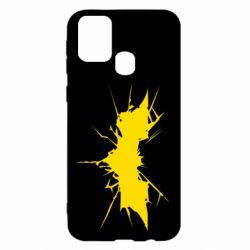 Чохол для Samsung M31 Batman cracks