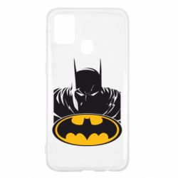 Чехол для Samsung M31 Batman face