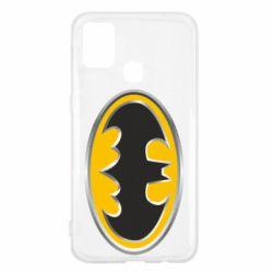 Чехол для Samsung M31 Batman Gold Logo