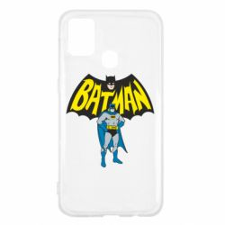 Чехол для Samsung M31 Batman Hero