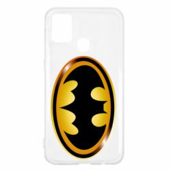 Чохол для Samsung M31 Batman logo Gold
