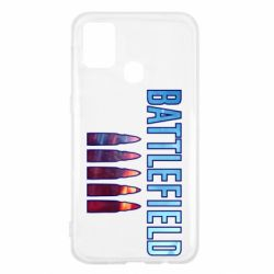 Чохол для Samsung M31 Battlefield 5 bullets