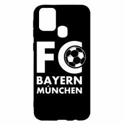 Чохол для Samsung M31 Баварія Мюнхен