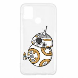 Чехол для Samsung M31 BB-8 Like