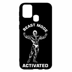 Чехол для Samsung M31 Beast mode activated