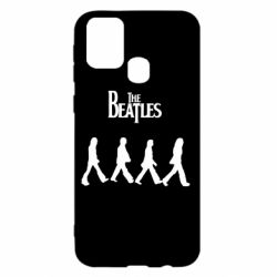 Чохол для Samsung M31 Beatles Group