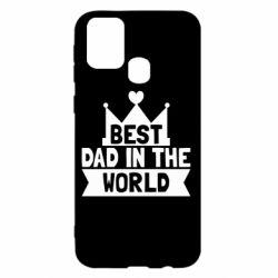 Чехол для Samsung M31 Best dad in the world