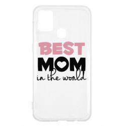 Чохол для Samsung M31 Best mom