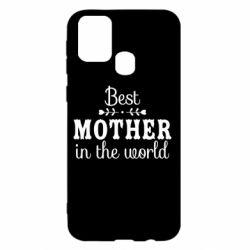 Чохол для Samsung M31 Best mother in the world