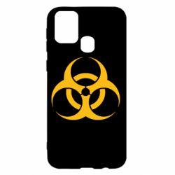 Чехол для Samsung M31 biohazard