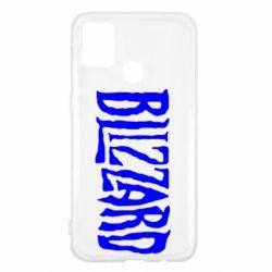 Чохол для Samsung M31 Blizzard Logo