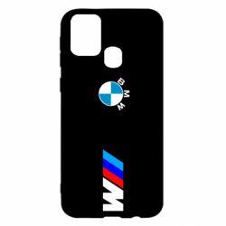 Чохол для Samsung M31 BMW M