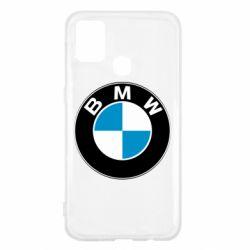 Чехол для Samsung M31 BMW Small