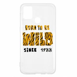 Чохол для Samsung M31 Born to be wild sinse 1988