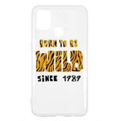 Чохол для Samsung M31 Born to be wild sinse 1989