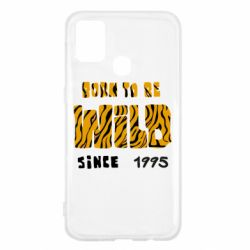 Чехол для Samsung M31 Born to be wild sinse 1995
