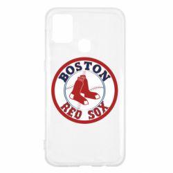 Чохол для Samsung M31 Boston Red Sox