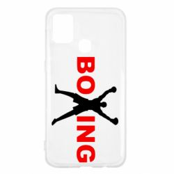 Чехол для Samsung M31 BoXing X