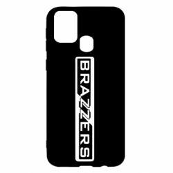 Чехол для Samsung M31 Brazzers Logo
