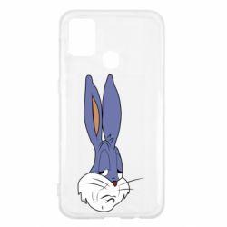 Чохол для Samsung M31 Bugs Bunny Meme Face