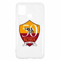 Чохол для Samsung M31 Calcio Femminile Roma
