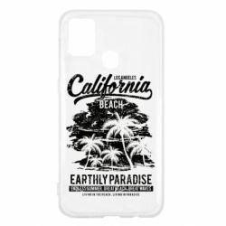 Чохол для Samsung M31 California Beach