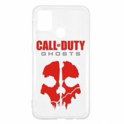Чохол для Samsung M31 Call of Duty Ghosts