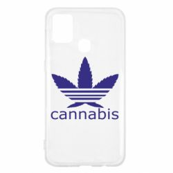 Чохол для Samsung M31 Cannabis