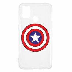 Чохол для Samsung M31 Captain America