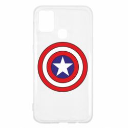 Чехол для Samsung M31 Captain America