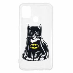 Чохол для Samsung M31 Cat Batman