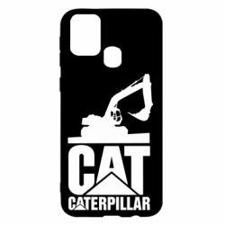 Чохол для Samsung M31 Caterpillar cat