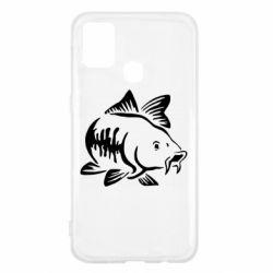 Чохол для Samsung M31 Catfish