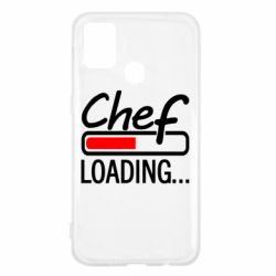 Чехол для Samsung M31 Chef loading