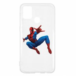 Чохол для Samsung M31 Людина павук