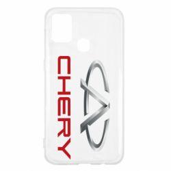 Чехол для Samsung M31 Chery Logo