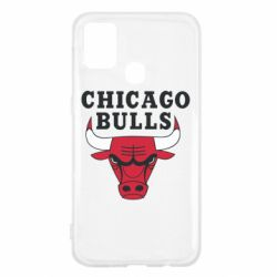 Чехол для Samsung M31 Chicago Bulls Classic