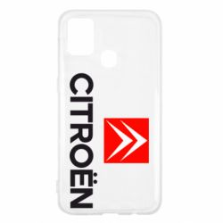 Чехол для Samsung M31 Citroën Small