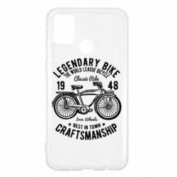 Чохол для Samsung M31 Classic Bicycle