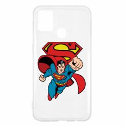 Чохол для Samsung M31 Comics Superman