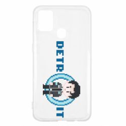 Чохол для Samsung M31 Connor from the game Detroit: Become a Man