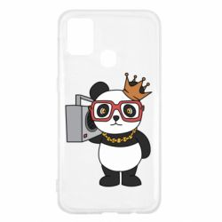 Чохол для Samsung M31 Cool panda