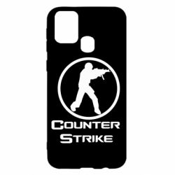Чехол для Samsung M31 Counter Strike