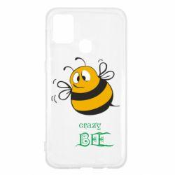 Чехол для Samsung M31 Crazy Bee