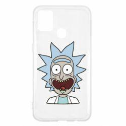 Чехол для Samsung M31 Crazy Rick