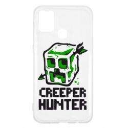 Чехол для Samsung M31 Creeper Hunter